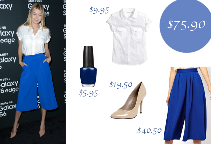 Gigi Hadid Style for Less