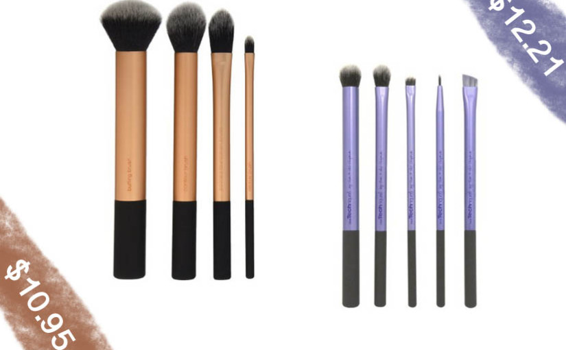 Real Techniques Brush Sets on Sale!