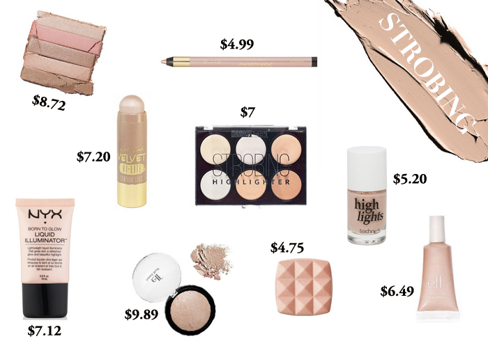 Highlighters Under $10 For The Best Strobing Results