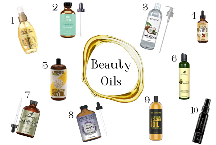 best natural beauty oils