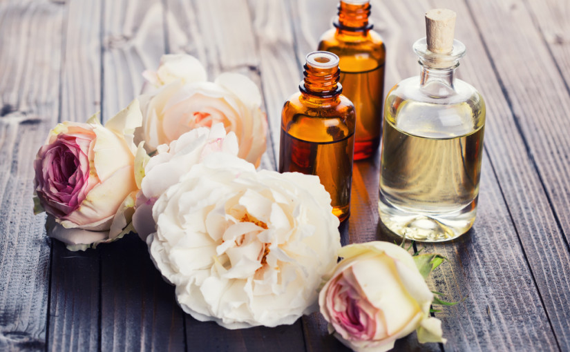 natural beauty oils